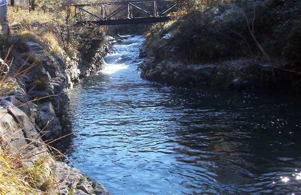 Argoza River