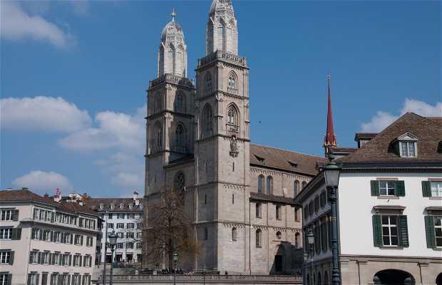 Cattedrale di Grossmünster a Zurigo