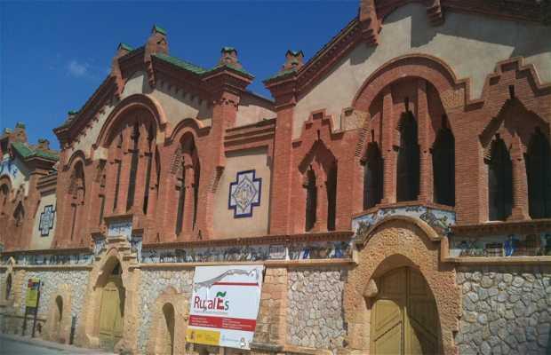 Catedral del Vino - Pinell De Brai