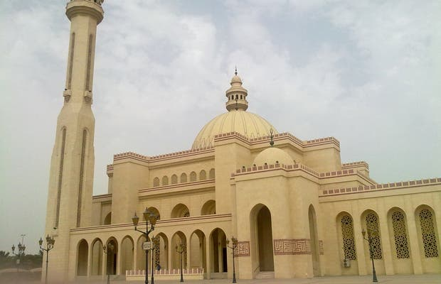 Great mosque in Manama