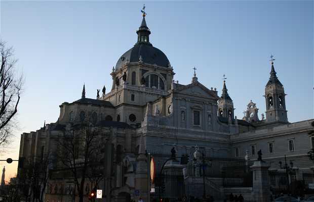 Belén de la Catedral de la Almudena
