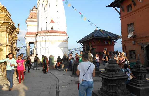 Templo de Harita Devi