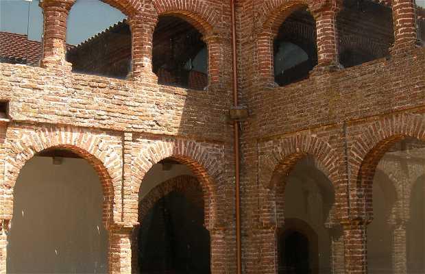 Monasterio di Tentudía a Calera de León