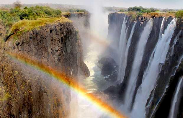 Victoria Falls (Mosi-oa-Tunya)