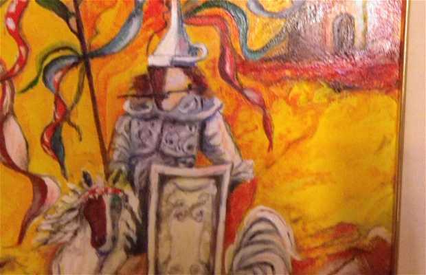 Renato Giordano e la sua arte