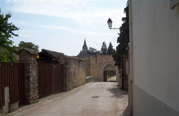 Castillo de Brie Comte Robert