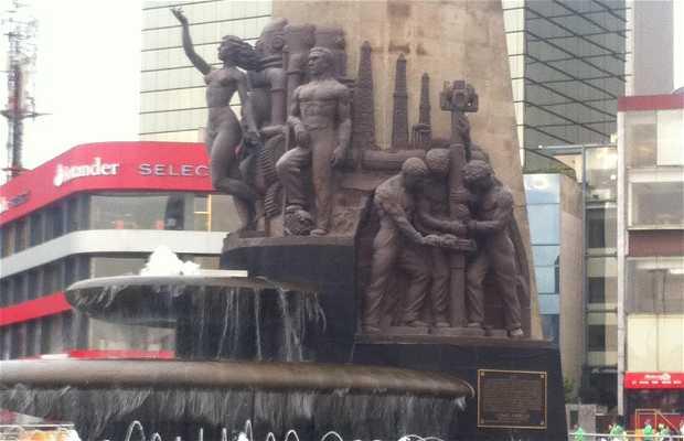 Monumento a la Expropiación Petrolera