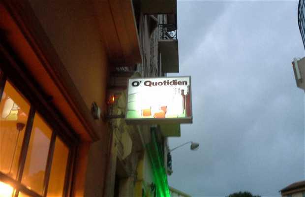 O' Quotidien, Nizza
