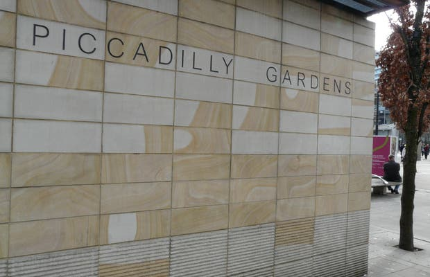 Picadilly Gardens