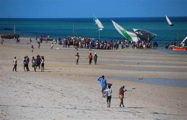 Playa de Vilankulos