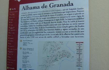 Oficina de turismo en alhama de granada 1 opiniones y 19 - Oficina de turismo granada ...