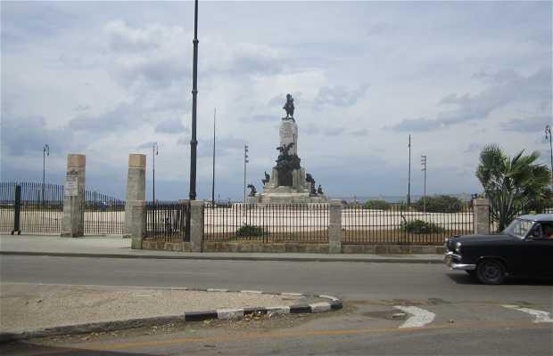 Parque de Antonio Maceo, la Habana