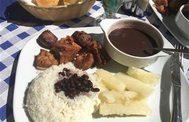 Restaurante Cuando salí de Cuba
