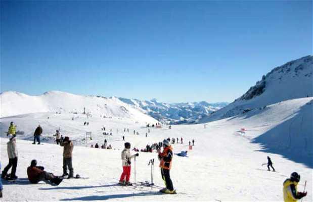 estacion esqui San Isidro