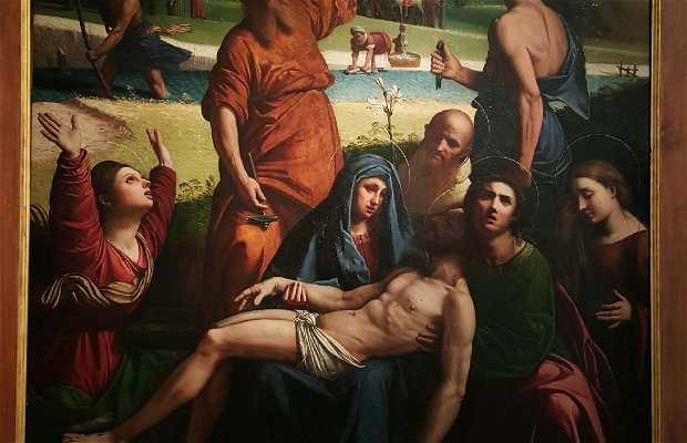 Musée Capodimonte de Naples