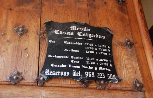 Mesón Casas Colgadas (Cerrado)